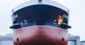 «Красное Сормово» спустит на воду сухогруз, названный в честь генерал-майора КГБ
