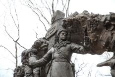 Старший лейтенант Николай Михайлович Буйневич