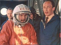 «Крёстный» Юрия Гагарина