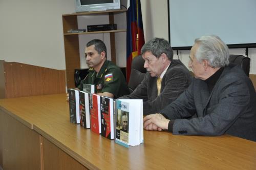 Москва Известие  Встреча с писателем