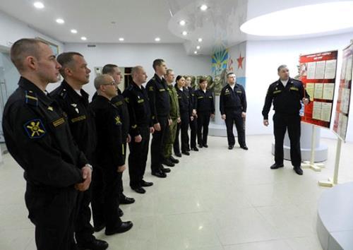 В музее ВВС Северного флота открыта новая экспозиция