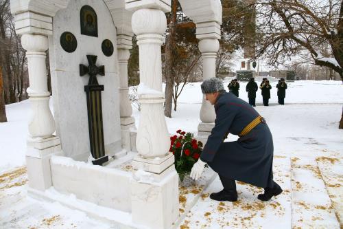 Празднование 100 летия в г. Волгоград