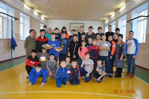 Хабаровск Официальное мероприятие  Посещение Детского дома