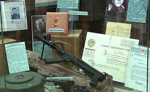 Москва Официальное мероприятие  Три награды СМЕРШ: музею военной контрразведки передали уникальные экспонаты