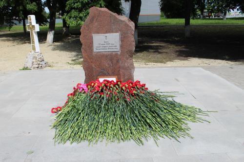 Курск Официальное мероприятие  Часовые памяти: на Курской дуге возведут часовню в память о павших в боях 1943-го