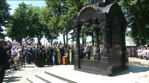 Курск Открытие часовни  Героизм простых солдат: на Курской дуге открыли часовню в память о погибших бойцах