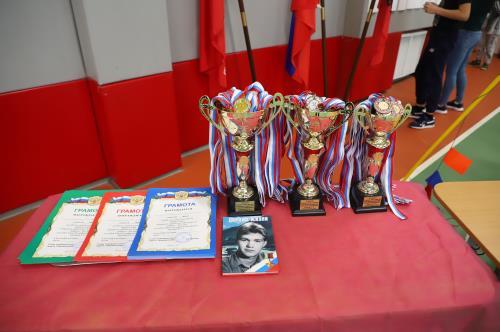 В Москве прошел турнир по армрестлингу на Кубок Сергея Громова