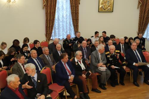 Научно-практическая конференция «Забытая война. Сто лет спустя».