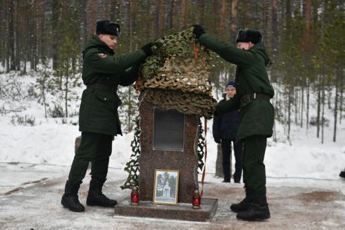 Первый камень в основание часовни в память о воинах ВОВ возложили в Карелии