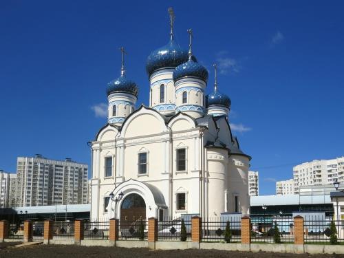 Приют для души: в Москве освятили новый православный храм святого праведного воина Федора Ушакова