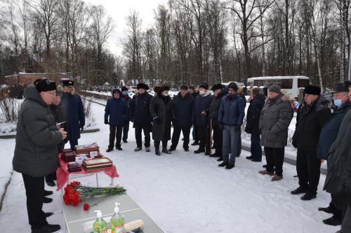 Санкт-Петербург Поисковые мероприятия  «15 февраля – День памяти воинов - интернационалистов»