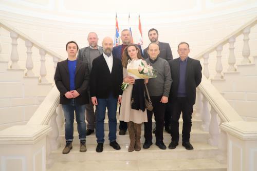 Москва Официальное мероприятие  «Военная контрразведка глазами художников»