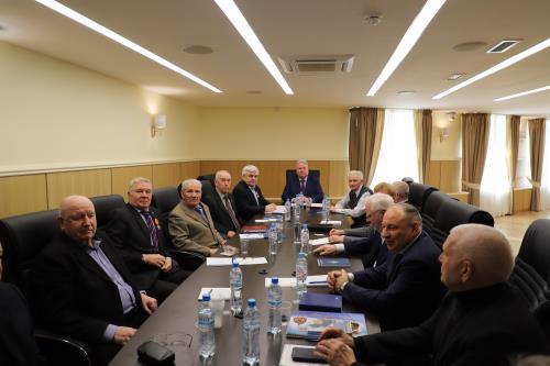 Москва Известие  Заседание Совета