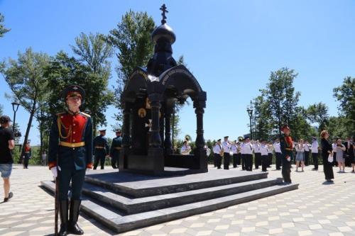 Мемориальную часовню в память о героях сражения на Орловско-Курском направлении 1943 года открыли в Орле