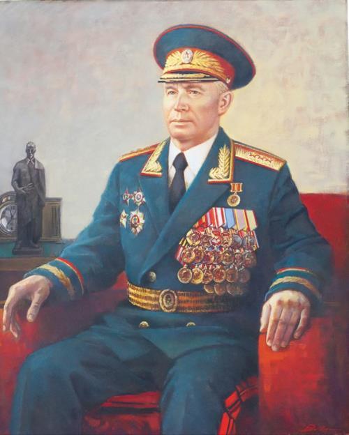 100 летие Николая Душина