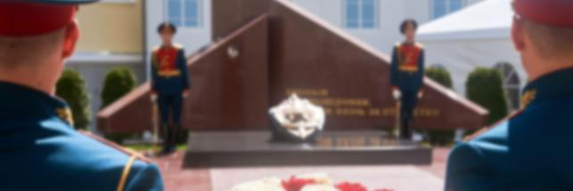 100 лет ВКР. Глава 78. Монумент славы на Пречистенке